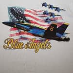 Blue Angels Full Shirt