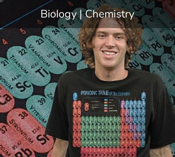 Biology | Chemistry